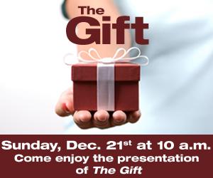 The Gift - Christmas Presentation