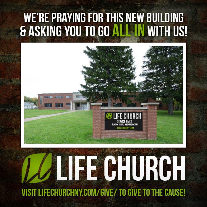 Life Church Vision